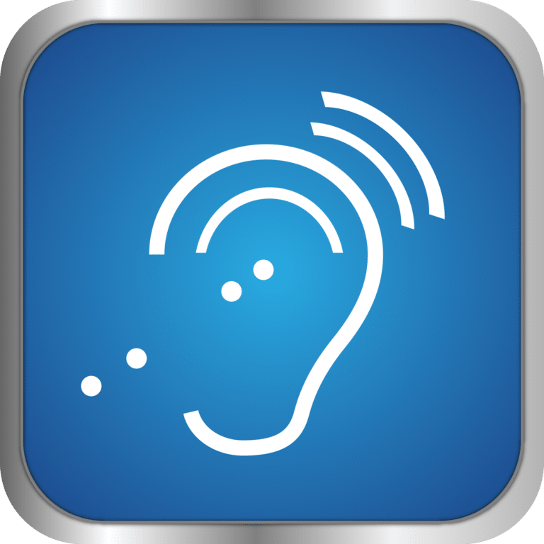 assistive listening device logo